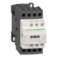 КОНТАКТОР D 4P (2НО+2НЗ),АС1 40 А,НО+НЗ,220V 50/60 ГЦ, | LC1D258M7 | Schneider Electric