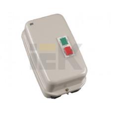 Контактор КМИ34062 40А в оболочке Ue=380В/АС3 IP54 | KKM36-040-380-00 | IEK