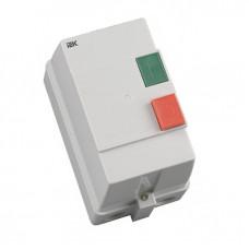 Контактор КМИ23260 32А в оболочке Ue=380В/АС3 IP54 | KKM26-032-380-00 | IEK