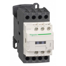 КОНТАКТОР D 4P (2НО+2НЗ), АС1 40 А, НО+НЗ, 380V 50/60 ГЦ, | LC1D258Q7 | Schneider Electric