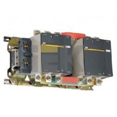 Контактор КТИ-64003 реверс 400А 230В/АС3   KKT63-400-230-10   IEK