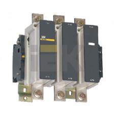 Контактор КТИ-7630 630А 400В/АС3   KKT70-630-400-10   IEK