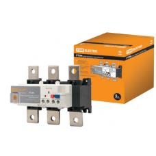 Реле РТЭН-7375 токовое электронное 200-330А | SQ0733-0006 | TDM