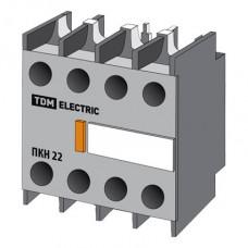 Приставка ПКН-22 2з+2р   SQ0708-0041   TDM
