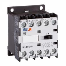 Контактор OptiStart K1-09D01=24DC-VR | 117354 | КЭАЗ