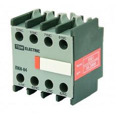 Приставка ПКН-0,4 4р   SQ0708-0038   TDM