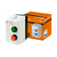 Контактор КМН11260 12А в оболочке Ue=220В/АС3 IP54 | SQ0709-0003 | TDM
