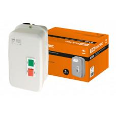 Контактор КМН48062 80А в оболочке Ue=220В/АС3 IP54 | SQ0709-0017 | TDM