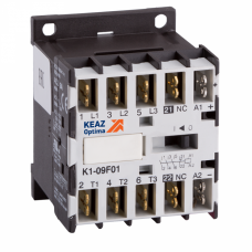 Контактор OptiStart K1-09F01=24DC | 117357 | КЭАЗ