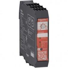 РЕВЕРСИВНЫЙ ПУСКАТЕЛЬ TESYSH БЕЗОПАС. ОТКЛЮЧЕНИЯ 0,18…2,4A 110-230VAC ВИНТ.ЗАЖ. | LZ8H2X4FU | Schneider Electric