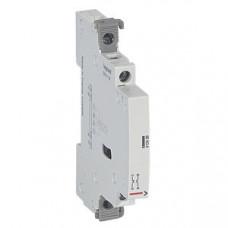 Вспомогательный контакт CX3 - для контакторов 25 А шириной 2 модуля | 412430 | Legrand