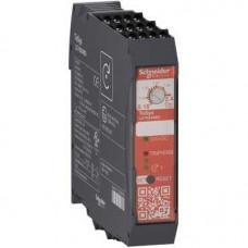 ПУСКАТЕЛЬ TESYSH БЕЗОПАСНОГО ОТКЛЮЧЕНИЯ 0,18…2,4A 24VDC ВИНТ.ЗАЖ. | LZ7H2X4BD | Schneider Electric