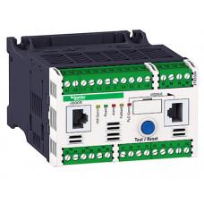 РЕЛ.TESYS T ETHERNET TCP/IP 0.4-8A 24VDC | LTMR08EBD | Schneider Electric