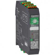 РЕВЕРСИВНЫЙ ПУСКАТЕЛЬ TESYSH 1,5…6,5A 110-230VAC ПРУЖ.ЗАЖ. | LZ2H6X53FU | Schneider Electric