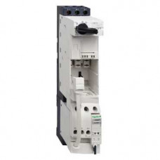 РЕВЕРС БЛОК 12A 24V AC БЕЗ КЛЕММН | LU2BA0B | Schneider Electric