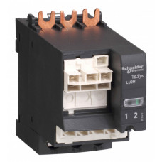 РЕВЕРС 32A МОДУЛЬ НА СИЛОВ БЛОК,24VDC | LU2MB0BL | Schneider Electric