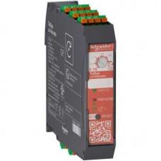 ПУСКАТЕЛЬ TESYSH БЕЗОПАСНОГО ОТКЛЮЧЕНИЯ 0,18…2,4A 24VDC ПРУЖ.ЗАЖ. | LZ7H2X43BD | Schneider Electric