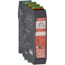 РЕВЕРСИВНЫЙ ПУСКАТЕЛЬ TESYSH БЕЗОПАС. ОТКЛЮЧЕНИЯ 1,5…6,5A 110-230VAC ПРУЖ.ЗАЖ. | LZ8H6X53FU | Schneider Electric
