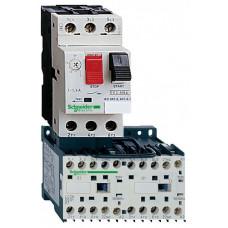 КОМБИНИРОВАНЫЙ ПУСКАТЕЛЬ РЕВЕРСИВНЫЙ.1-1,6А. ЦЕПЬ УПРАВЛЕНИЯ 220B.50/60ГЦ | GV2ME06K2M7 | Schneider Electric