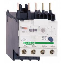 ТЕПЛОВОЕ РЕЛЕ ПЕРЕГРУЗКИ ДЛЯ ПРИМЕНЕИЯ С НЕСИММЕТРИЧНОЙ НАГРУЗКОЙ 2,6-3,7A | LR7K0310 | Schneider Electric