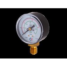 Манометр ТМ-210Р (0-40/14 L/min ( 0,6 МПа)  Ar